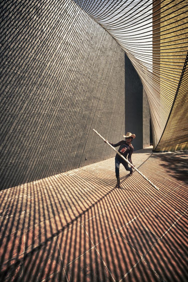 Pabellón Eco 2011 / Estudio MMX, © Yoshihiro Koitani