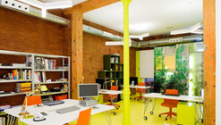 Estudio en Malasaña / Brijuni Arquitectos