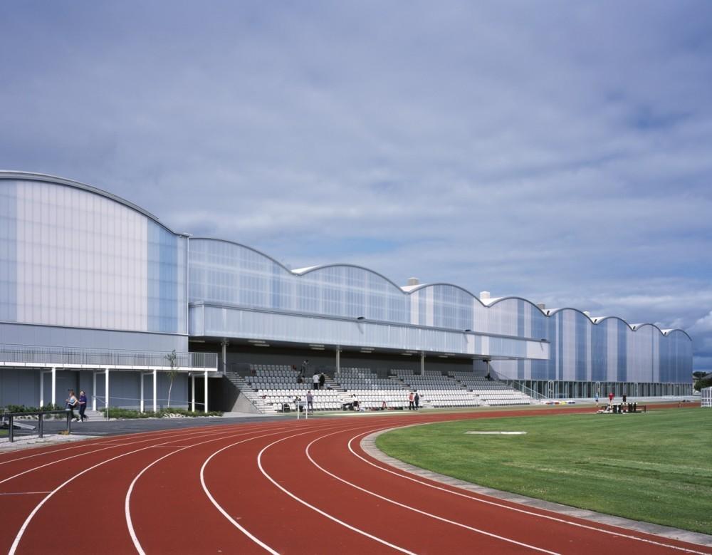 Centro Deportivo en Aberdeen / Reiach And Hall Architects, © Ioana Marinescu