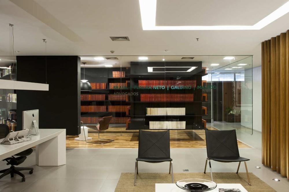 Oficina BPGM Abogados / FGMF Arquitectos, © Fran Parente