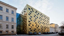 Edificio de Tribunales y Plaza Pública / Erhard An-He Kinzelbach + Christian Kronaus