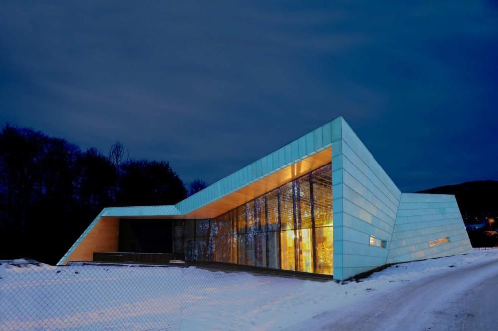 Restaurante Marché Lier / Lund+Slaatto Architects, © Ivan Brodey