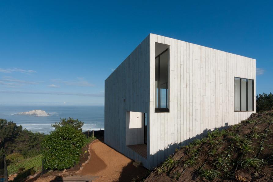 Casa D / Panorama y WMR