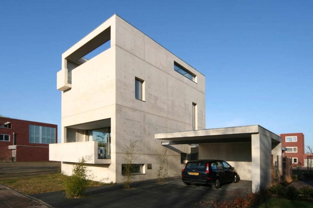 Casa Meijer / Van der Jeugd Architecten, © Ruud van der Koelen