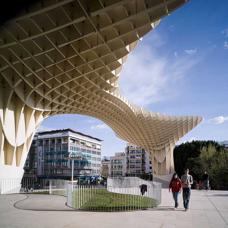 Metropol Parasol / J. Mayer H. Architects, © Javier Orive