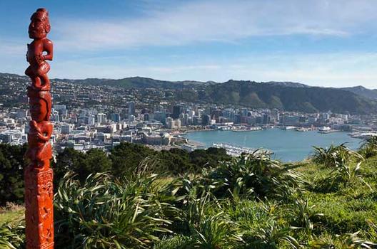 Wellington, Nova Zelândia - landarchs.com