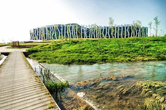 Parque Olarizu, Vitoria-Gasteiz - Via landarchs.com