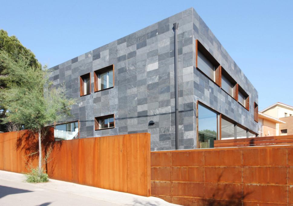 Casa Alella / Demostudio, © Antonio Soto