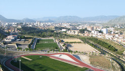 Pista de Atletismo 3D / Subarquitectura