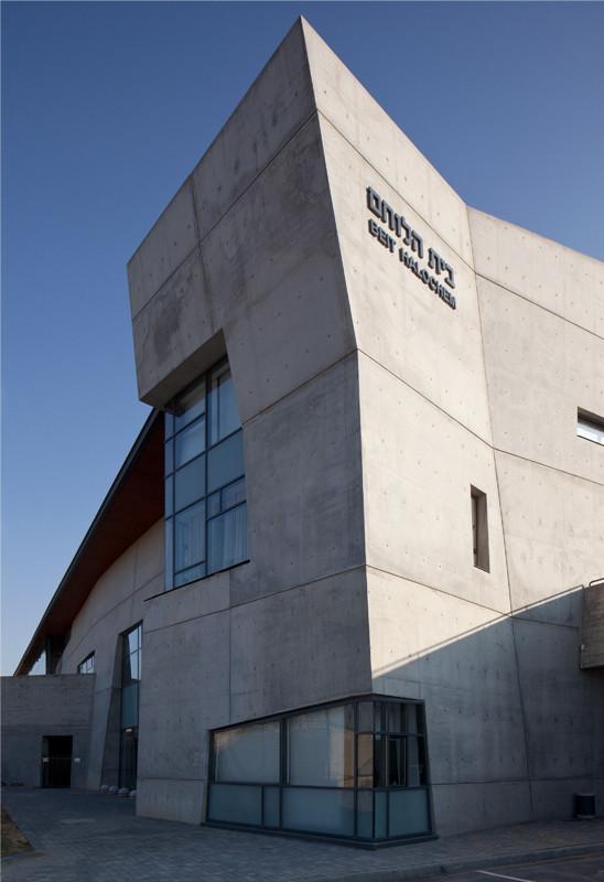 Centro de Rehabilitación Beit Halojem / Kimmel-Eshkolot Architects, © Amit Giron