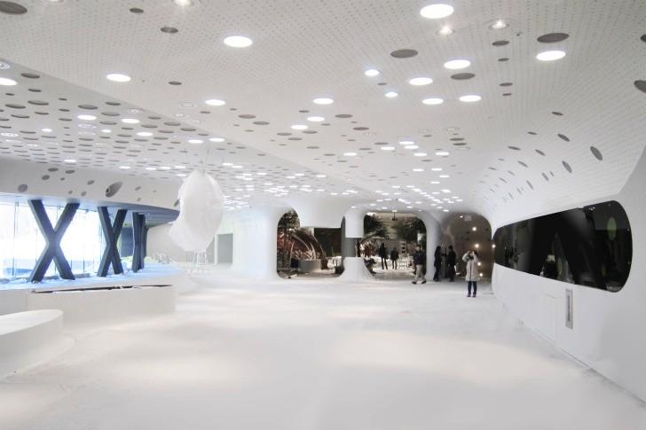 museo de la prehistoria x tu architects plataforma arquitectura. Black Bedroom Furniture Sets. Home Design Ideas
