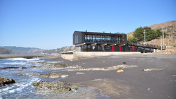 Boyeruca Fishermen's Service Building / Sebastián Guevara Sinclair + Guillermo Bustos Nagel