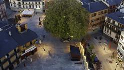 Plazas de Puigcerdà / Pepe Gascón