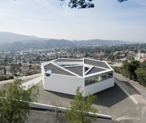 Casa Pittman Dowell / Michael Maltzan Architecture, © Iwan Baan