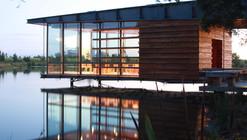 Sala de Degustación Via Wines / Claro Arquitectos