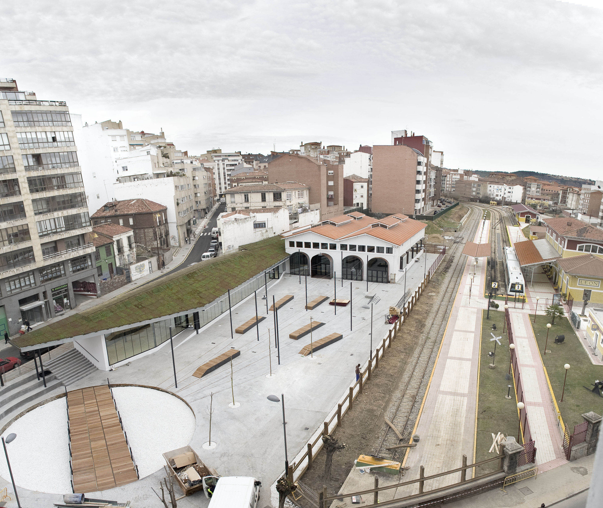 Vias Cultural Center / Estudio SIC, © Esaú Acosta