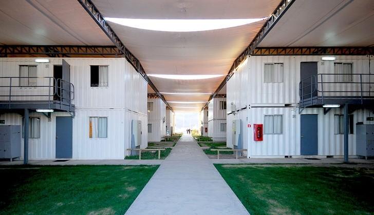Hotel Minero / AATA Arquitectos, © AATA Arquitectos