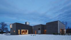 Crematorio Vestfold / Pushak