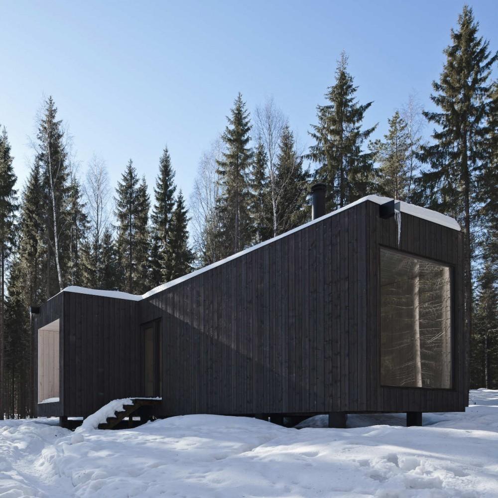 Casa Cuatro Esquinas / Avanto Architects, © Kuvio
