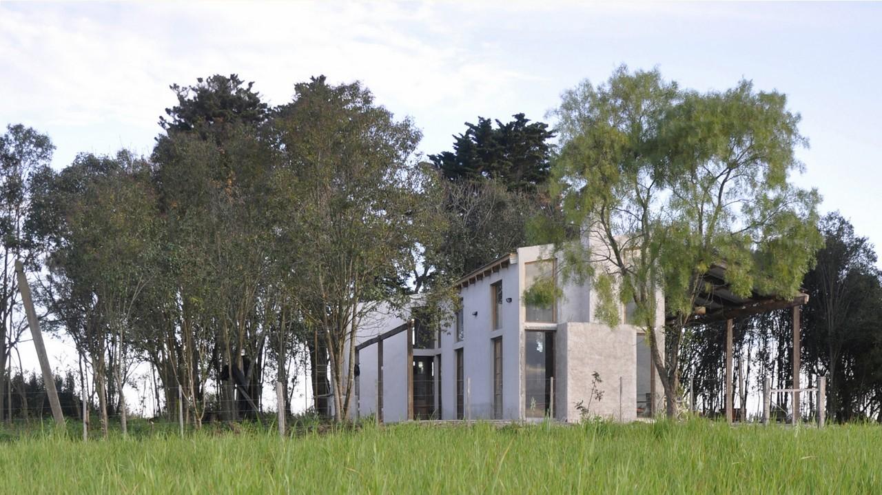 De Bodega a Refugio / Estudio LT, © Daniela Soto