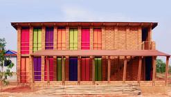Escuela Vocacional Sra Pou / Architects Rudanko + Kankkunen