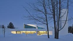 Capilla de St.Lawrence / Avanto Architects