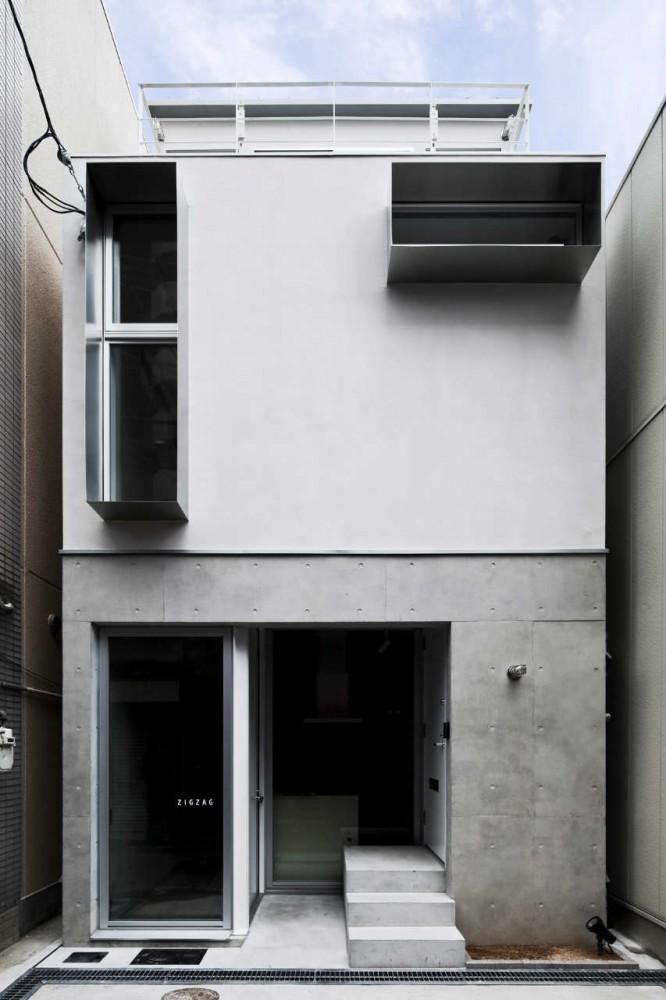 Casa A / Takeshi Hamada, © Yohei Sasakura