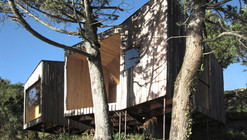 Sauna en Lago Ranco / Panorama Arquitectos