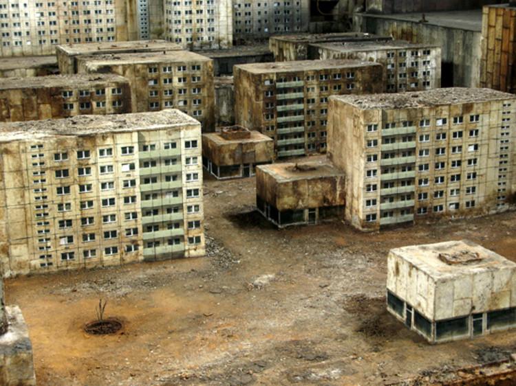 A arte de Evol e sua relação com arquitetura e com as condições urbanas, Cortesia de Designboom