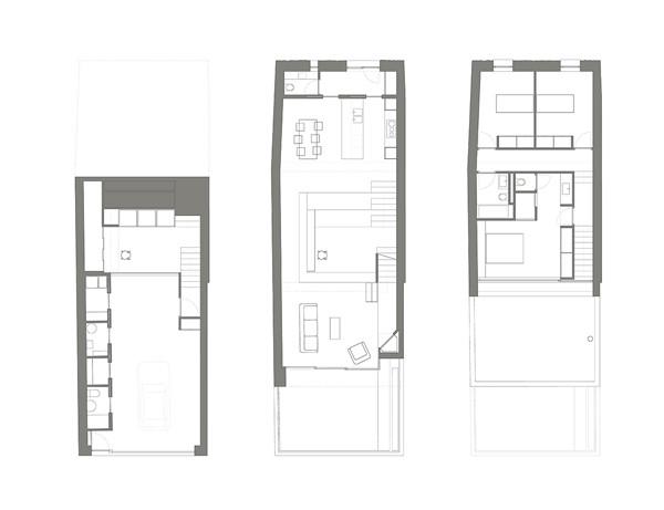 Galeria De Casa Escalonada 05 Am Arquitectura 14