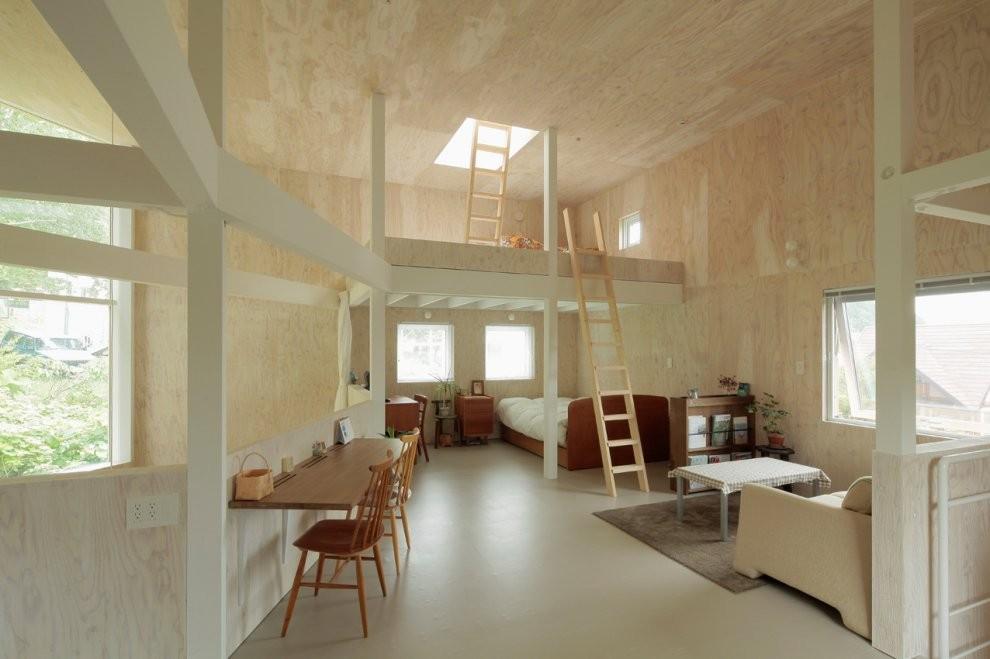 Casa Small Box / Akasaka Shinichiro Atelier, © Koji Sakai