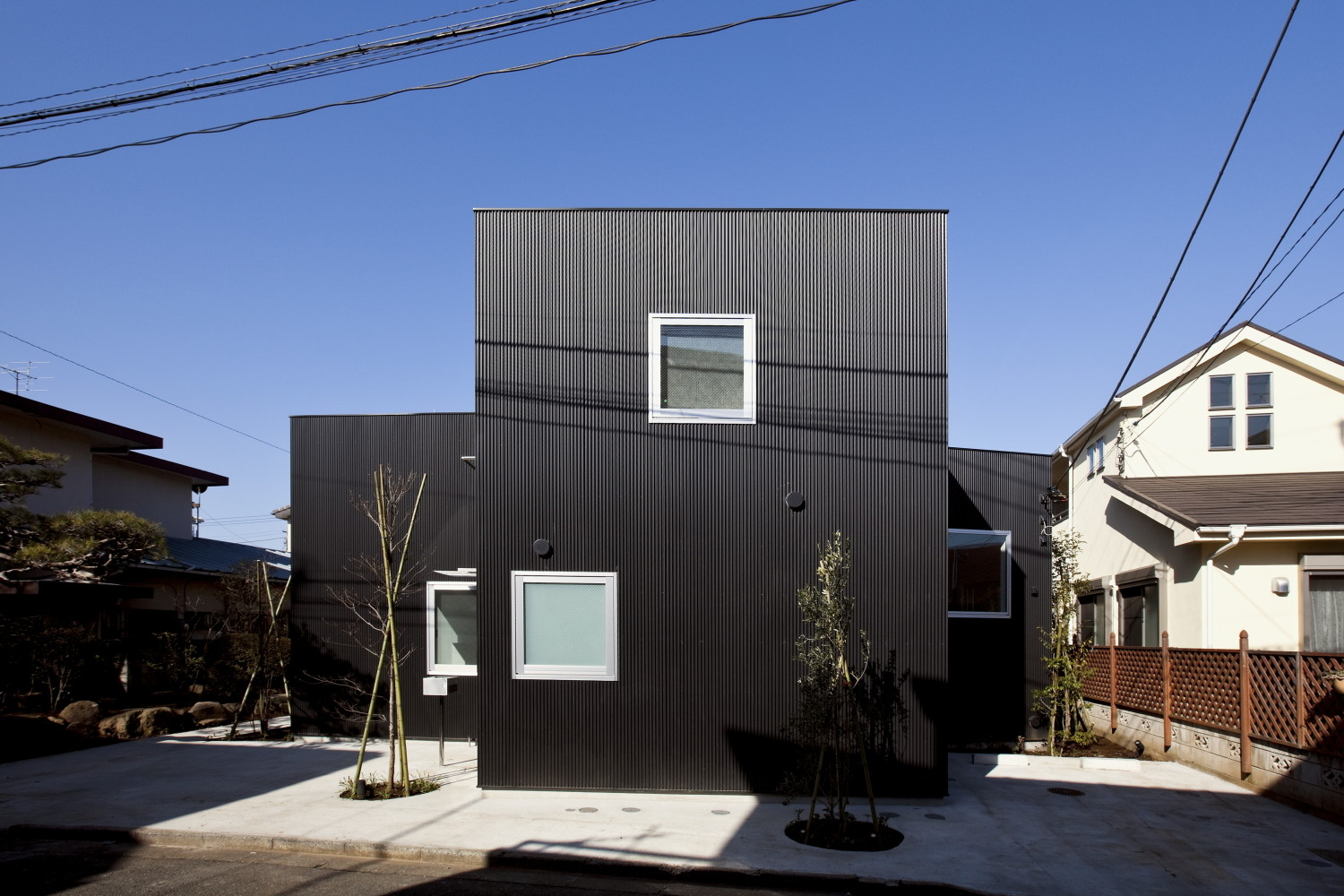 S House / Komada Architects' Office, © Toshihiro Sobajima