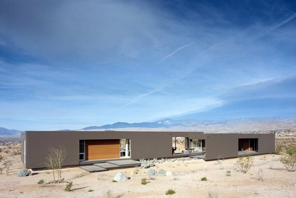 Casa en el Desierto / Marmol Radziner, © Joe Fletcher