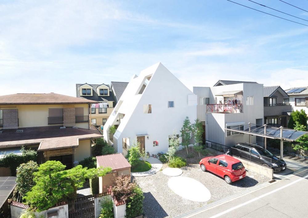 Casa Montblanc / Studio Velocity, © Kentaro Kurihara