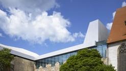 Ampliación del Museo Moritzburg / Nieto Sobejano Arquitectos