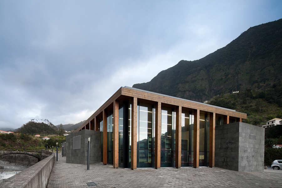 Oficina de Registro de San Vicente / Duarte Caldeira, © Joao Morgado
