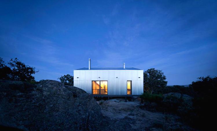 Garoza House / Herreros Arquitectos, © Javier Callejas