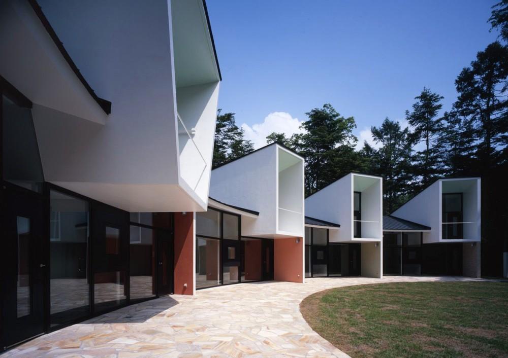 Casa M / Kei'ichi Irie + Power Unit Studio, © hiroyuki HIRAI