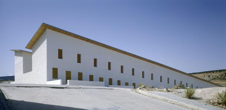 26 Viviendas Sociales en Alameda / Elisa Valero Arquitectura, © Fernando Alda