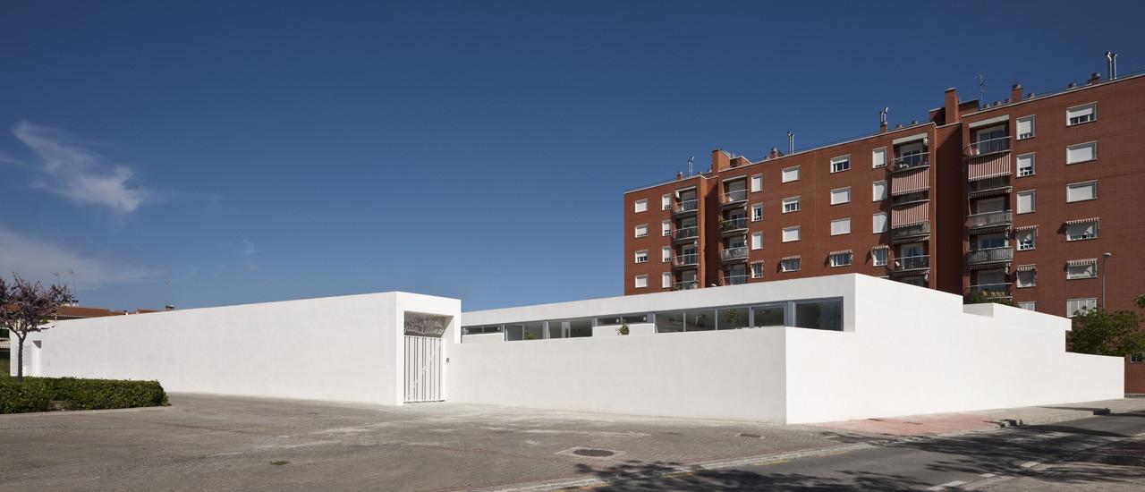 Escuela Infantil en la Chana / Elisa Valero Arquitectura, © Fernando Alda
