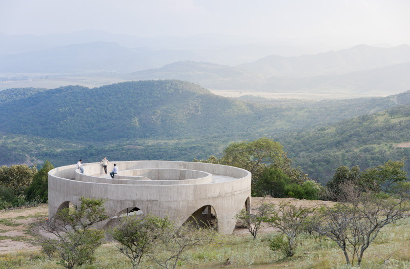 Mirador Espinazo del diablo / HHF architects, © Iwan Baan