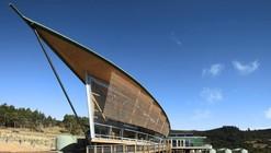 Centro de Visitantes en el Ecosantuario Orokonui / Architectural Ecology