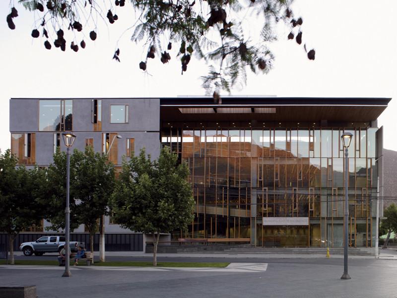 Edificio consistorial de salamanca carre o sartori - Arquitectos en salamanca ...