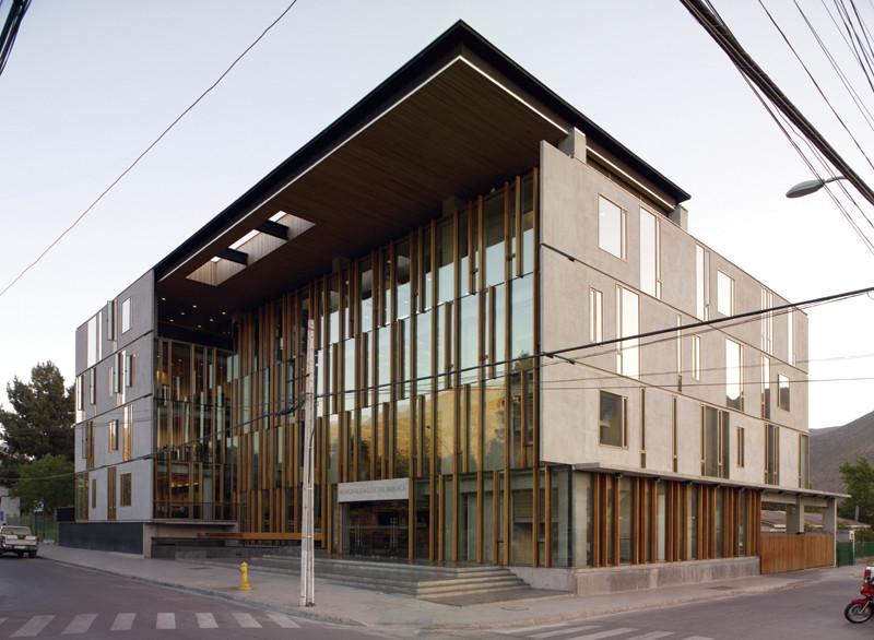 Edificio consistorial de Salamanca / Mario Carreño Zunino, Piera Sartori del Campo