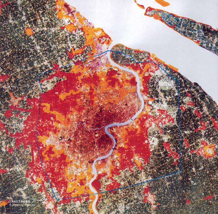 Perspectivas sobre Xangai: Da cidade híbrida a cidade global
