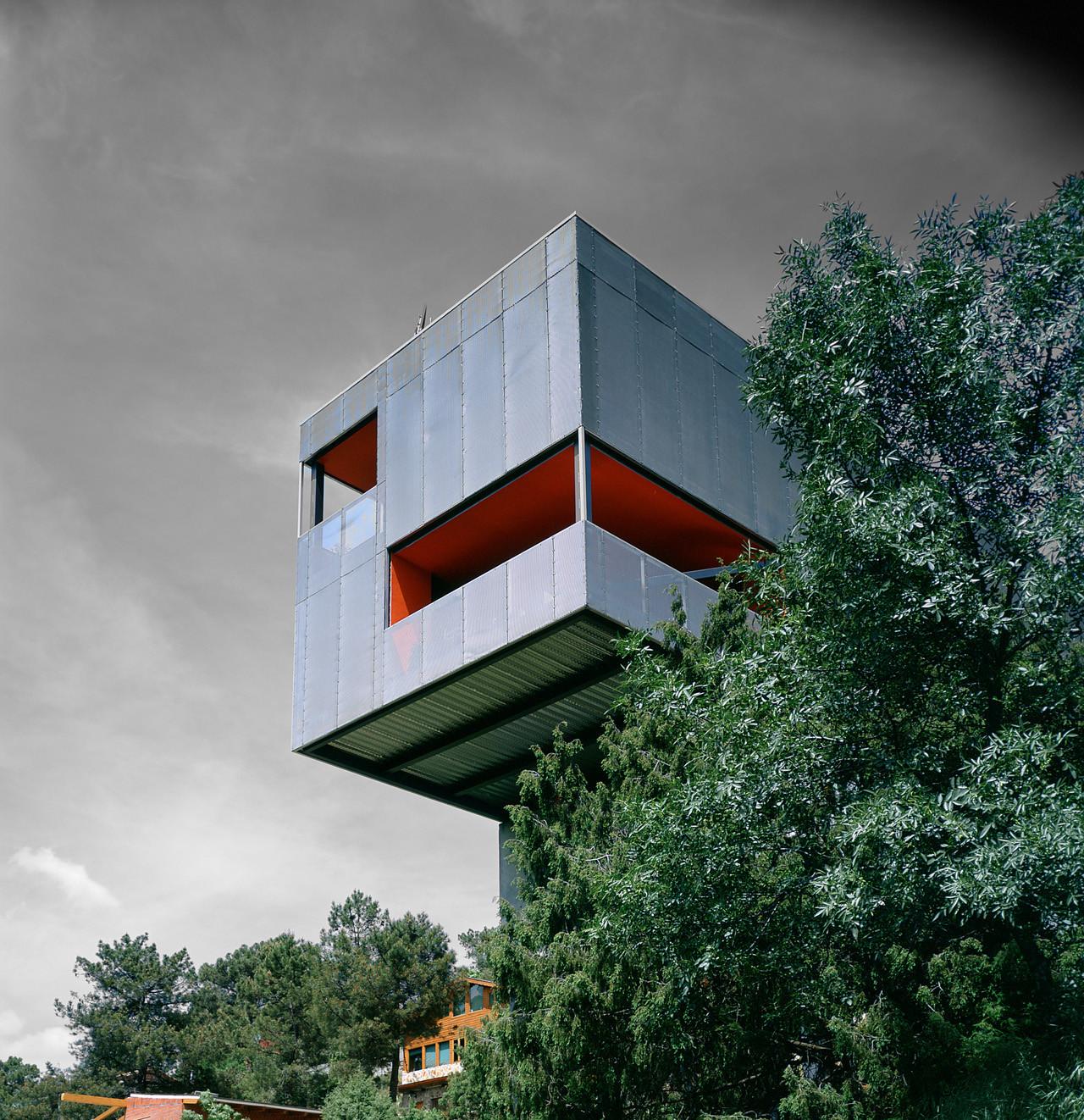 Paz House / Arturo Franco, Fabrice van Teslaar, © Carlos Fernández Piñar