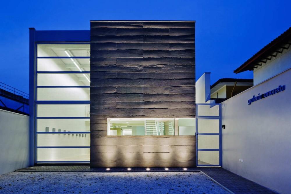 Galeria Concreta / GCP Arquitetos, © Nelson Kon