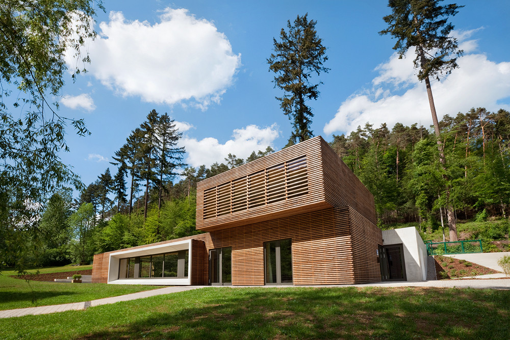 Albergue en Larochette / Metaform Architects, © Steve Troes Fotodesign
