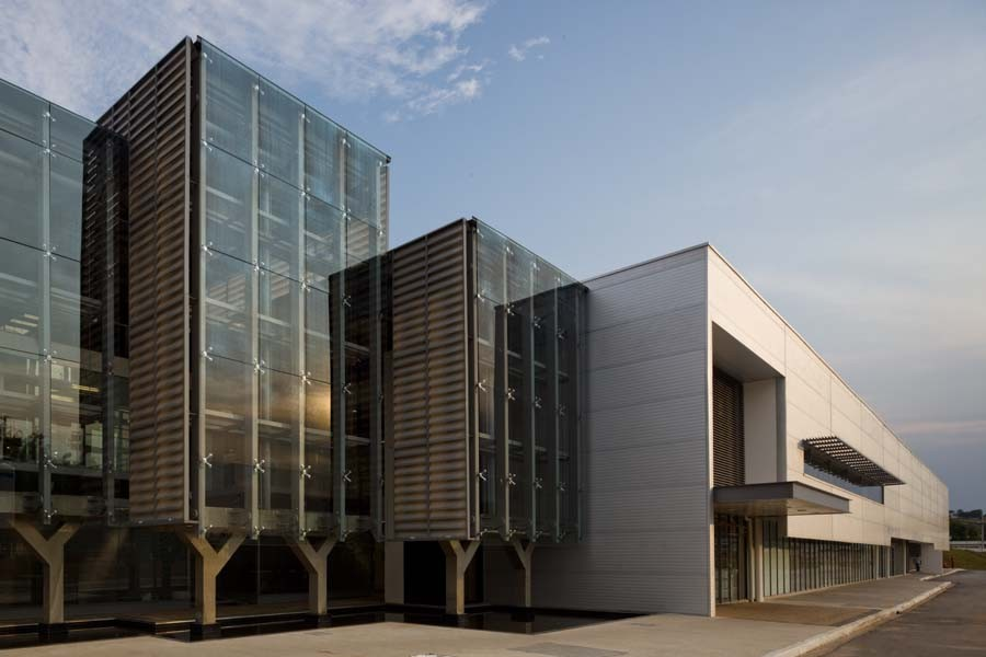 VALEO – VEC / GCP Arquitetos, © Nelson Kon