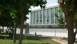 Consultorio Auxiliar / Fernández Soler Monrabal Arquitectos